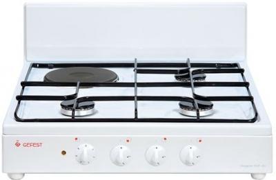Комбинированная настольная плита Gefest ПГЭ 910-01 - вид спереди