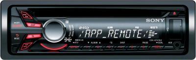 Автомагнитола Sony CDX-GT574UI - общий вид