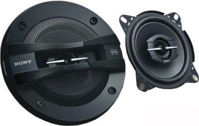 Коаксиальная АС Sony XS-GT1028F - общий вид