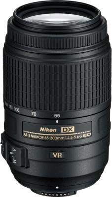Зеркальный фотоаппарат Nikon D3100 Kit 18-55mm VR + 55-300mm VR - 55-300mm f/4.5-5.6G ED VR AF-S DX
