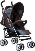 Детская прогулочная коляска Caretero Gringo (Brown) -