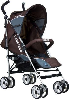 Детская прогулочная коляска Caretero Gringo (Brown) - общий вид