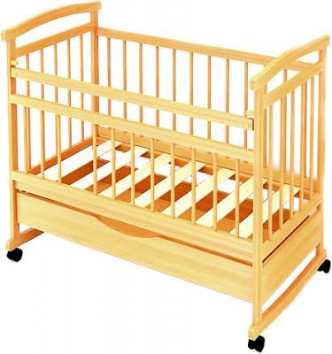 Детская кроватка Бэби Бум Аленка-1 (Бук) - общий вид