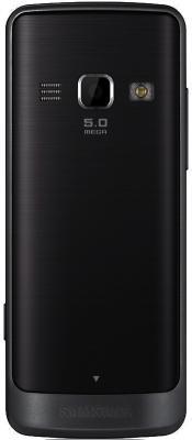 Мобильный телефон Samsung S5610 Black (GT-S5610 ZKASER) - задняя панель