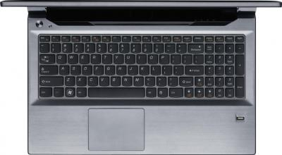Ноутбук Lenovo V580 (59368348) - вид сверху