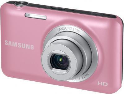 Компактный фотоаппарат Samsung ES95 Pink (EC-ES95ZZBPPRU) - общий вид