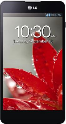Смартфон LG E975 Optimus G Black - общий вид