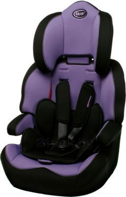 Автокресло 4Baby Rico Comfort (фиолетовый) - общий вид