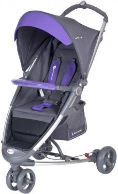 Детская прогулочная коляска Euro-Cart Lira 3 Ultra Violet - общий вид