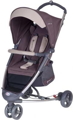 Детская прогулочная коляска Euro-Cart Lira 3 Chocolate - общий вид