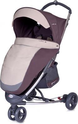 Детская прогулочная коляска Euro-Cart Lira 3 Chocolate - чехол для ног