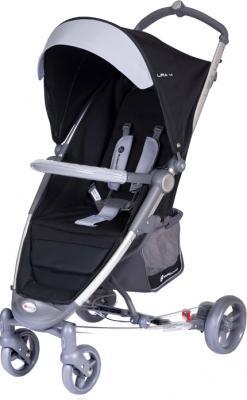 Детская прогулочная коляска Euro-Cart Lira 4 Carbon - общий вид