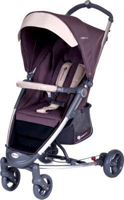 Детская прогулочная коляска Euro-Cart Lira 4 Chocolate - общий вид