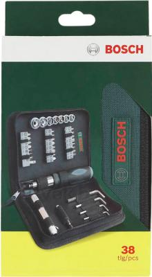 Универсальный набор инструментов Bosch Mixed 2.607.019.506 (38 предметов) - упаковка