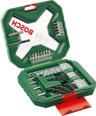 Набор оснастки Bosch X-Line Classic 2.607.010.608 - в раскрытом виде
