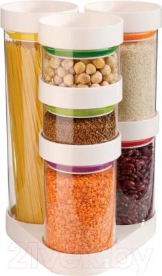 Набор емкостей для хранения Joseph Joseph FoodStore Carousel 81001