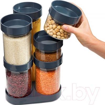 Набор емкостей для хранения Joseph Joseph FoodStore Carousel 81002