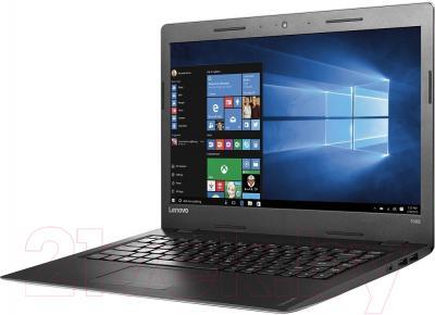 Ноутбук Lenovo IdeaPad 100s-14IBR (80R9005CRK)