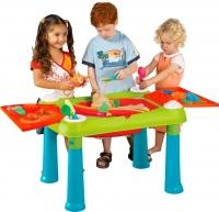 Игровой стол Keter Sand & Water Table / Песок и вода (224128) -