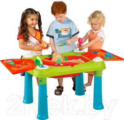 Игровой стол Keter Sand & Water Table / Песок и вода (224128)