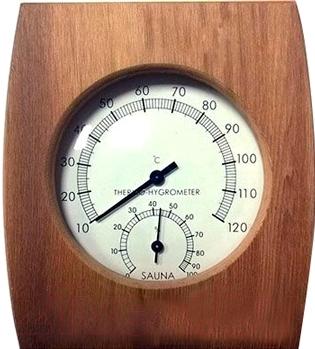 Термогигрометр Банька DW-105