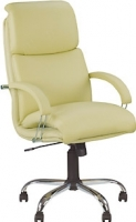 Кресло офисное Новый Стиль Nadir Steel Chrome/Comfort (ECO-07) -