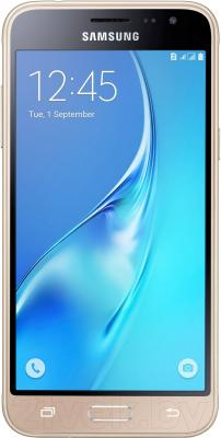 Смартфон Samsung Galaxy J3 (2016) / J320F/DS (золото)