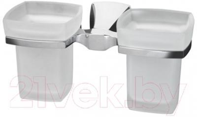 Стакан для зубных щеток Wasserkraft Wern K-2528D