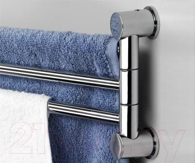 Держатель для полотенца Wasserkraft K-1033