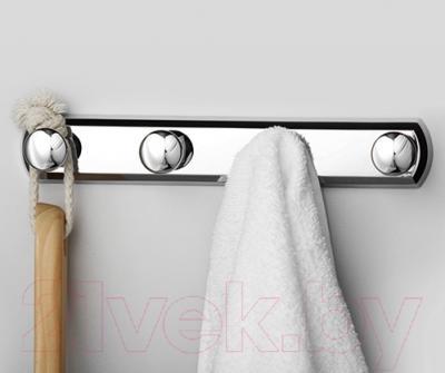 Вешалка для ванны Wasserkraft K-1074