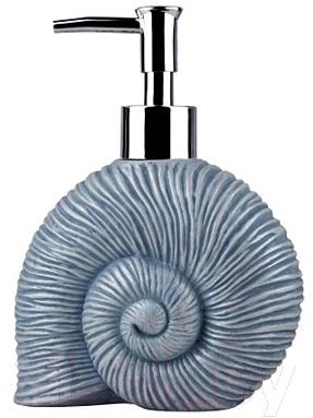 Дозатор жидкого мыла Wasserkraft Isen K-2199