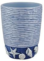 Стакан для зубных щеток Wasserkraft Isen K-2128 -