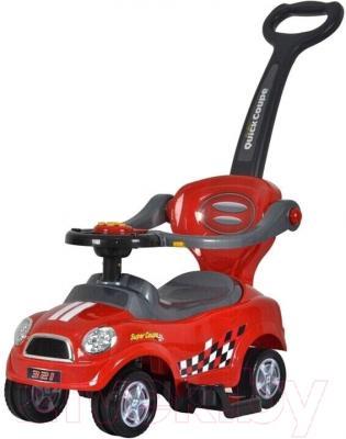 Каталка детская Chi Lok Bo Quick Coupe 321 (вишневый)