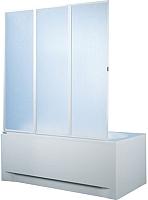 Пластиковая шторка для ванны Sanplast KW-3-c-140 biewP -