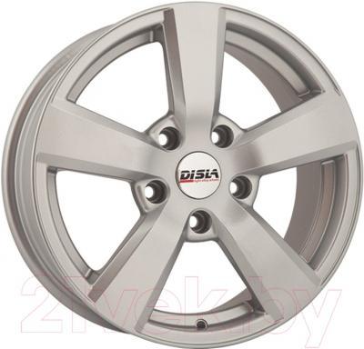 """Литой диск Disla Formula 503S 15x6.5"""" 5x112мм DIA 66.6мм ET 35мм"""