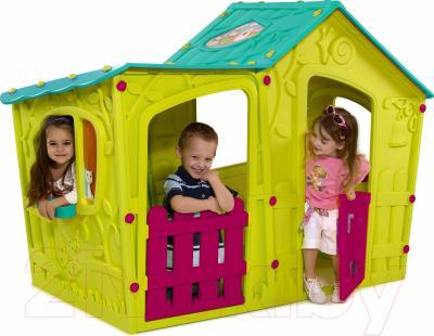 Домик Keter Magic Villa Playhouse / Мэджик Вилла (220146)