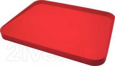 Разделочная доска Joseph Joseph Cut&Carve Plus Small 60014 (красный) - одна сторона