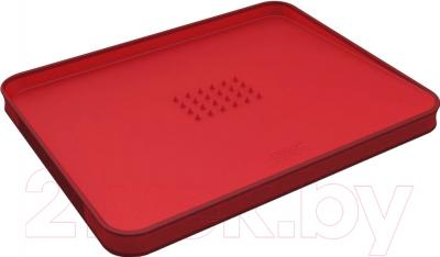 Разделочная доска Joseph Joseph Cut&Carve Plus Small 60014 (красный) - вторая сторона