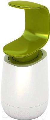 Дозатор жидкого мыла Joseph Joseph C-pump Soap Dispenser 85053 (белый)