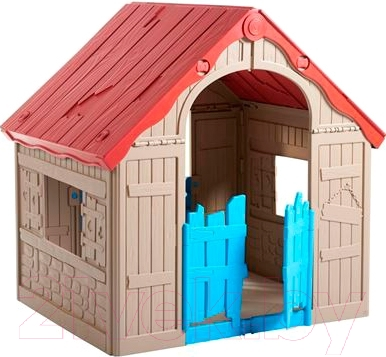Домик Keter Foldable Playhouse 228444