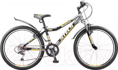 Велосипед Stels Navigator 420 V 2015 (желтый)