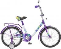 Детский велосипед с ручкой Stels Flash 2015 (12, фиолетовый) -
