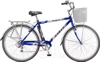 Велосипед Stels Navigator 350 Gent 2016 (синий)