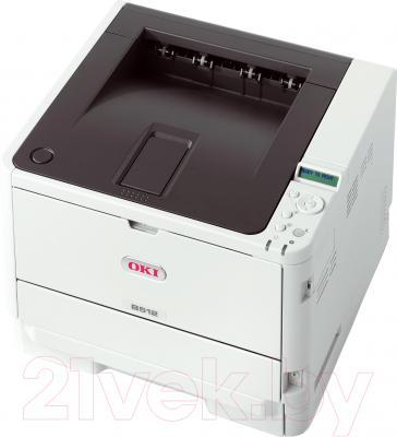 Принтер OKI B512dn