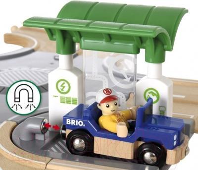 Гоночный трек Brio Городская автомобильная дорога 33747