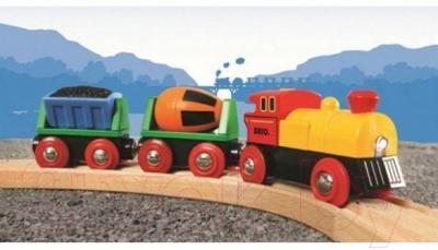 Элемент железной дороги Brio Товарный поезд 33319