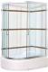 Душевой уголок Santoria S2038 R 120x80 (матовое стекло) -