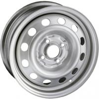 Штампованный диск Trebl 64L35F 15x6