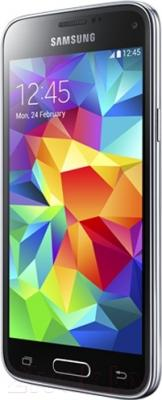 Смартфон Samsung Galaxy S5 mini / G800F (черный)