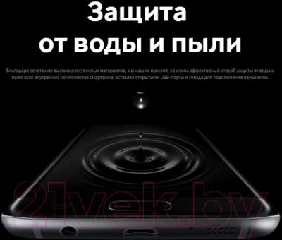Смартфон Samsung Galaxy S7 Edge 32GB / G935FD (серебристый)